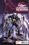 Captain America Reborn #4 Incentive Joe Kubert Variant Cover