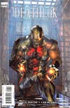 Deathlok Vol 4 #1 Regular Brandon Peterson Cover