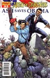 Army Of Darkness Ash Saves Obama #3 Todd Nauck Cover