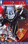 Image United #1 1st Ptg Regular Cover B Jim Valentino Shadowhawk