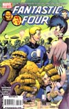 Fantastic Four Vol 3 #573 Regular Alan Davis Cover