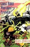 Ghost Rider Wolverine Punisher Hearts Of Darkness
