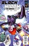Black Widow & The Marvel Girls #1