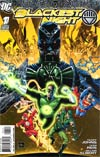 Blackest Night #1 4th Ptg