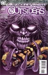 Outsiders Vol 4 #24 2nd Ptg (Blackest Night Tie-In)