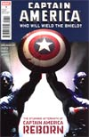 Captain America Reborn Who Will Wield The Shield One Shot Regular Gerald Parel Cover