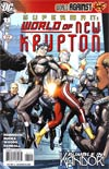 Superman World Of New Krypton #11 Regular Gary Frank Cover