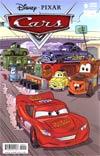Disney Pixars Cars #0 Incentive Variant Cover