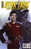 Star Trek Captains Log Sulu #1 Regular David Messina Cover