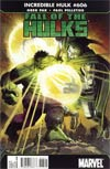 Incredible Hulk Vol 3 #606 1st Ptg Regular John Romita Jr Cover (Fall Of The Hulks Tie-In)