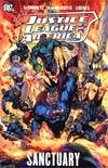 Justice League Of America Vol 4 Sanctuary TP