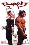 Wolverine & Black Cat Claws TP