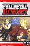 Fullmetal Alchemist Vol 22 TP