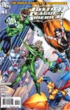 Justice League Of America Vol 2 #41 Cvr A Green Lantern & Green Arrow
