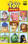Disney Pixars Toy Story #1 Incentive Nate Watson Variant Cover