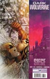 Dark Wolverine #83 Regular Salvador Larroca Cover (Siege Tie-In)