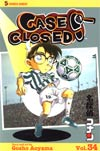 Case Closed Vol 34 GN