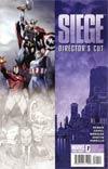 Siege (Marvel) #1 Directors Cut