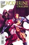 Wolverine Origins #45 Regular Ben Oliver Cover