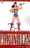 Wonder Woman Chronicles Vol 1 TP