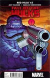 Fall Of The Hulks Red Hulk #3