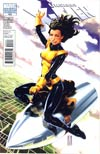 Uncanny X-Men #522 Incentive Variant Cover (Nation X Tie-In)