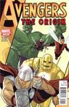 Avengers The Origin #1