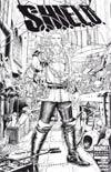 S.H.I.E.L.D. Vol 2 #1 Black & White Edition