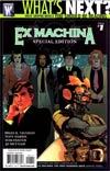 Ex Machina #1 New Printing
