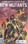 New Mutants Vol 3 #12 Incentive David Finch Variant Cover (X-Men Second Coming Part 3)