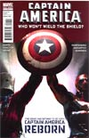 Captain America Who Wont Wield Shield #1