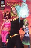 Soulfire Vol 2 #4 Regular Cover C Joe Benitez