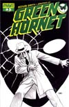 Kevin Smiths Green Hornet #3 Cover F Incentive John Cassaday Black & White & Green Cover