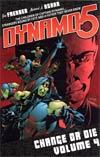 Dynamo 5 Vol 4 Change Or Die TP
