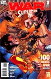 Superman War Of The Supermen #1 Regular Eddy Barrows Cover