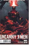 Uncanny X-Men #524 Incentive David Finch Variant Cover (X-Men Second Coming Part 6)
