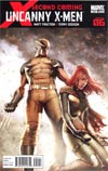 Uncanny X-Men #524 1st Ptg Regular Adi Granov Cover (X-Men Second Coming Part 6)