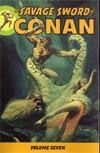 Savage Sword Of Conan Vol 7 TP