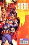 Siege (Marvel) #4 Regular Olivier Coipel Cover
