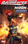 Marvel Adventures Black Widow And The Avengers TP Digest