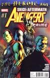 Avengers Prime #1 1st Ptg Regular Alan Davis Cover (Heroic Age Tie-In)