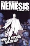 Millar & McNivens Nemesis #2 1st Ptg Regular Steve McNiven Cover