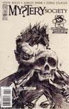 Mystery Society #1 Larrys Wonderful World Of Comics Ashley Wood Variant Cover