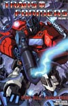 Transformers Ongoing Vol 1 For All Mankind TP
