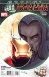 Invincible Iron Man Annual #1 Regular Salvador Larroca Cover