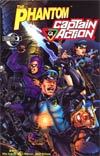 Phantom Captain Action #2 Regular Art Thibert Cover