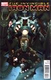 Invincible Iron Man #28