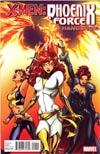 X-Men Phoenix Force Handbook (X-Men Second Coming Tie-In)