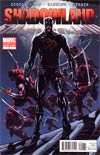 Shadowland #1 2nd Ptg New Costume Variant Cover