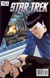 Star Trek Movie Adaptation #5 Regular David Messina Cover